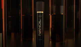 aceite capilar natural Nanoil